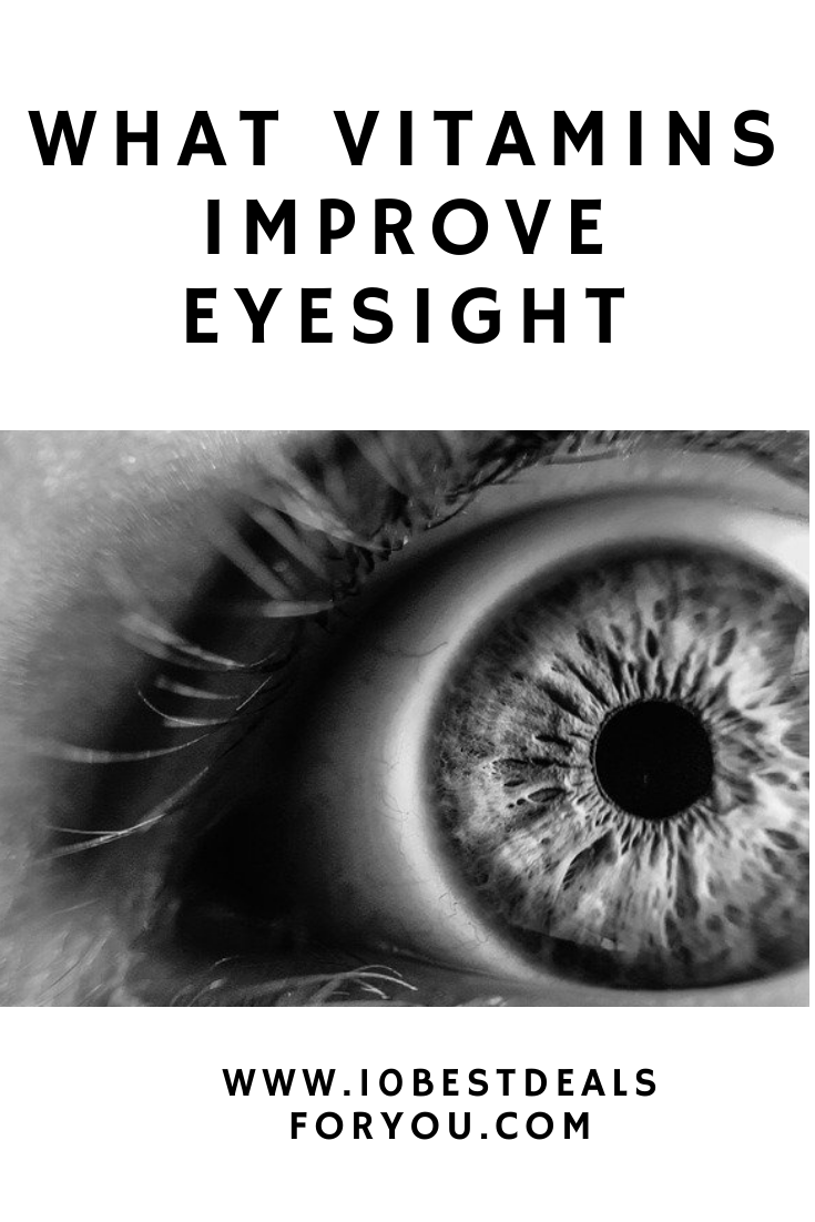what vitamins improve eyesight